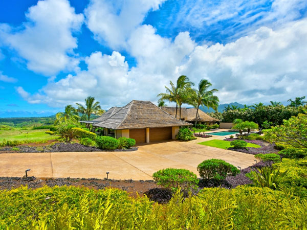 Hale Nene Luxury Vacation Rental - Pure Kauai