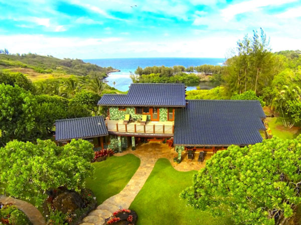 Sea Song at Kahili Bay Luxury Vacation Rental - Pure Kauai